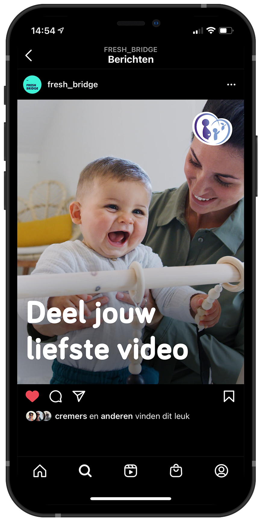 Digital only campagne
